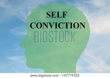 Self Conviction - Mental Concept