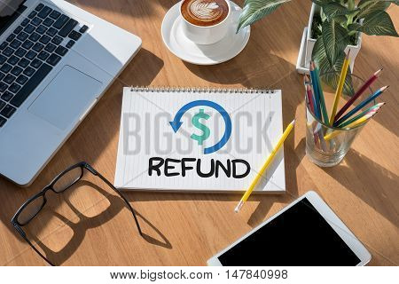 Refund And Tax Refund Fine Duty Taxation