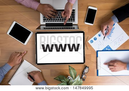 Www Website Online Internet Web Page Computer