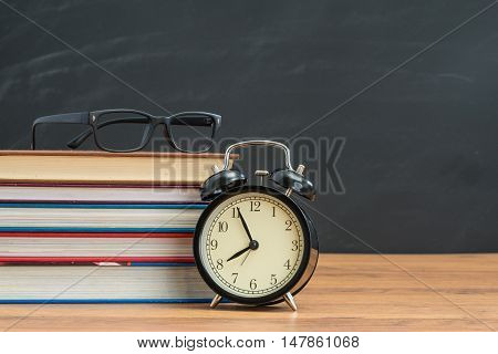 Remember Bring Glasses And With Books On The Teacher's School