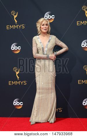LOS ANGELES - SEP 18:  Judith Light at the 2016 Primetime Emmy Awards - Arrivals at the Microsoft Theater on September 18, 2016 in Los Angeles, CA