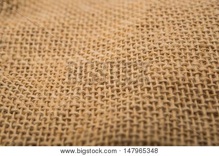 fabric texture canvas burlap rag, cotton, macro
