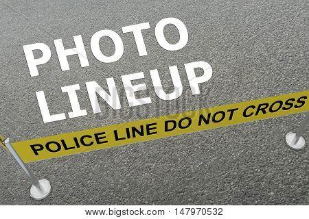 Photo Lineup Concept