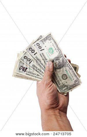 Fake One Hundred Dollar Bills