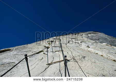 The Cables of Half Dome.