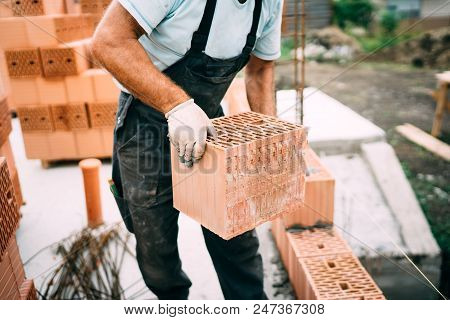 Masonry Details, Construction Mason Builing Exterior Walls