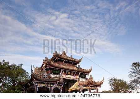 Chinese Style Gallerybridge