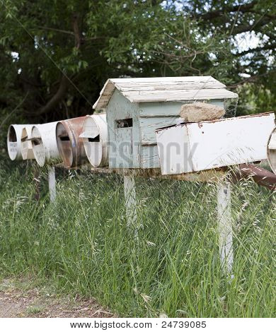 Rural Letterboxes