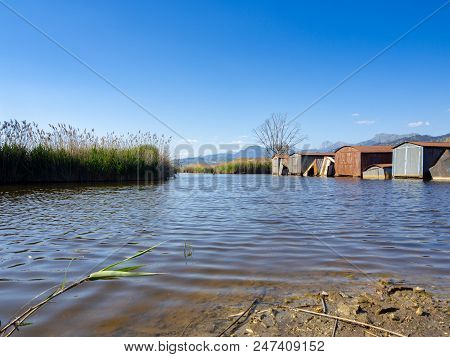 Lake Massaciuccoli, The Abandoned Barracks Of The Fishermen