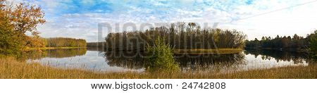River's Bend Panorama