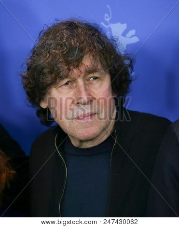 Stephen Rea attends the Photocall of Black 47 during 68th Berlinale International Film Festival at The Grand Hyatt Hotel on February 16, 2018 in Berlin, Germany.