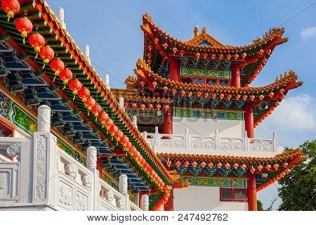 Thean Hou Temple, Kuala Lmpur, Malaysia