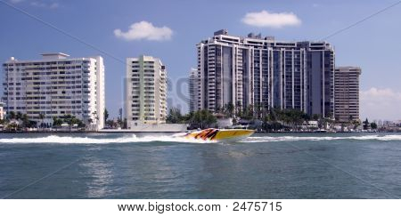 Miami By Water