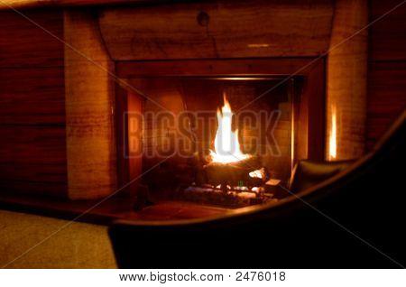 Fireside Seat