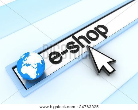 Address Line, E-shop