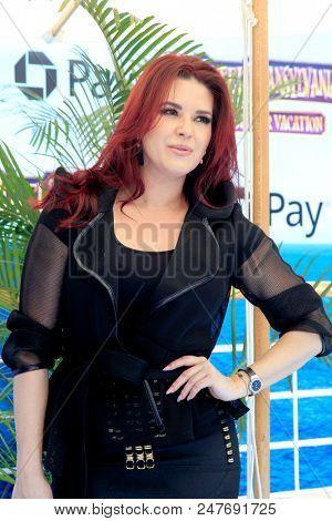 LOS ANGELES - JUN 30:  Alicia Machado at the