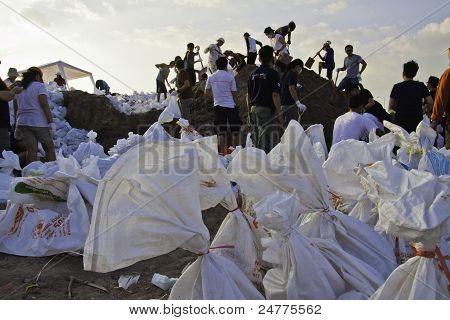 Thai Flood Crisis