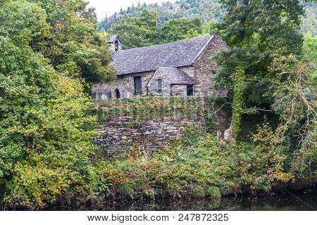 St Michaels Old Church In Betws Y Coed