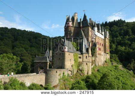Castle Burg Eltz. Germany