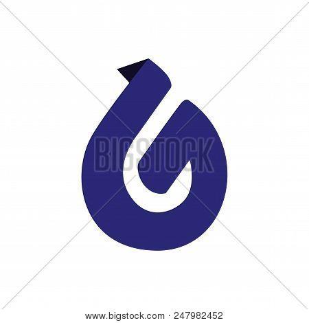 G Logo Vector Template. Vector Stock Element