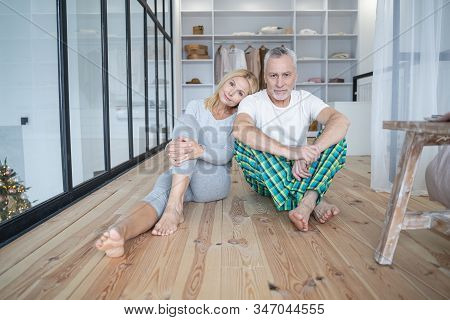 Good Morning In Hew House Stock Photo
