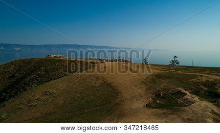 Shamanka, Baikal Lake, Khuzhir, Olkhon Island, Siberia
