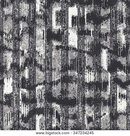 Worn Faded Noisy Mottled Distressed Urban Pattern