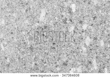 Wall Terrazzo Texture Gray Blue Of Stone Granite Black White Background Marble Surface Pattern Sands