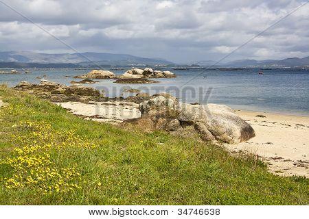 Sinas felsigen Inseln