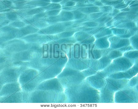 Swimming Pool Watery Background