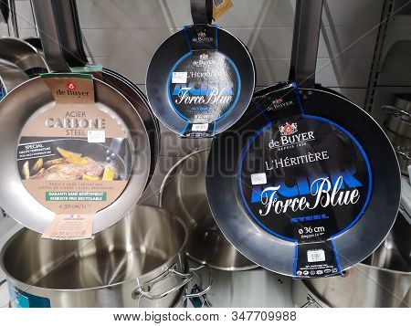 Pan De Buyer Famous French Manufacturer Of Dishes And Kitchen Accessories Nin Auchan Shopping Center