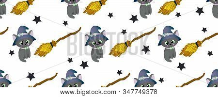 School Of Magic. Magic. The Cat Is Black. Broom For Flying. Magic Items. Harry Potter And The Hogwar