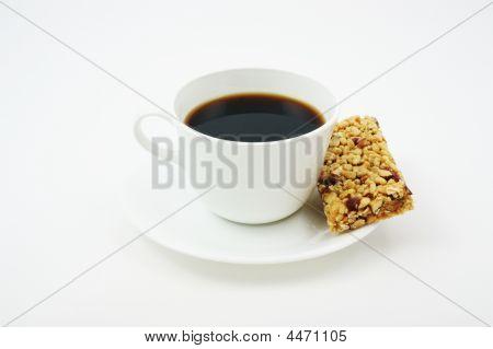 Coffee With Energy Bar