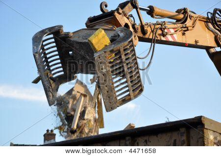 Demolition Machinery