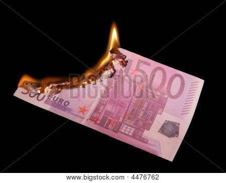 Masterizzazione di cinquecento euro