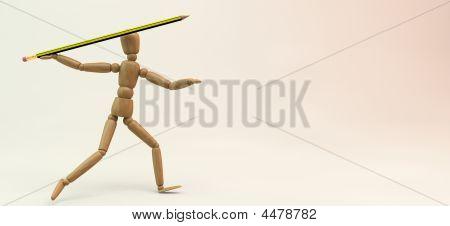 Mannequin Javelin