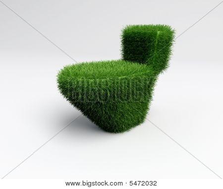Grass Toilet