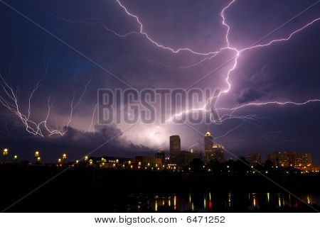 Storm Over City