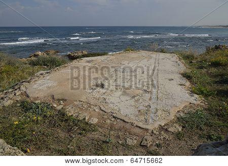 The Ancient Synagogue Caesarea