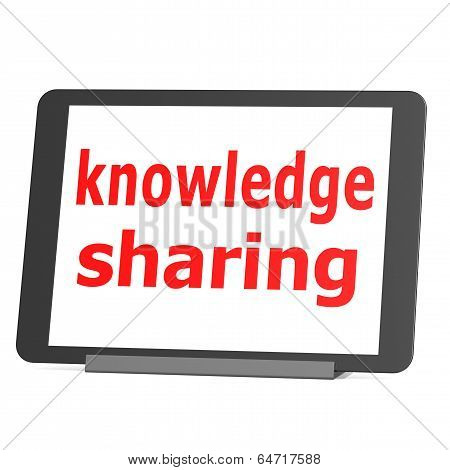 Table Knowledge Sharing