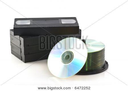 Videotapes Versus Dvd.