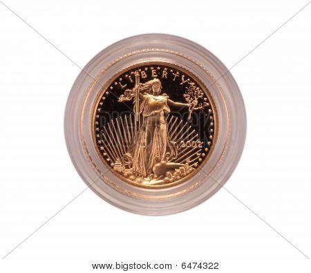 Gold Eagle coin