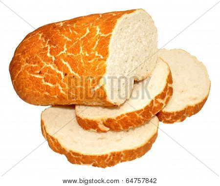 Tiger Bread Bloomer Loaf
