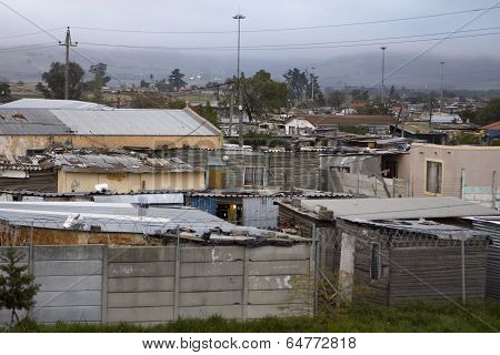 South African Township