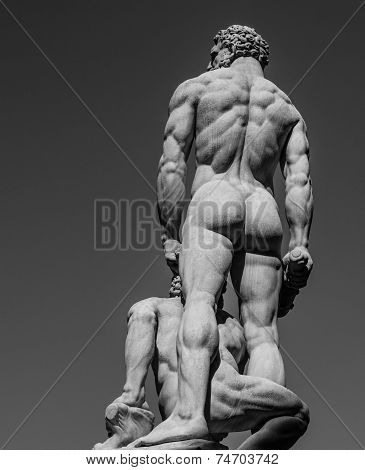 Heracles And Cacus