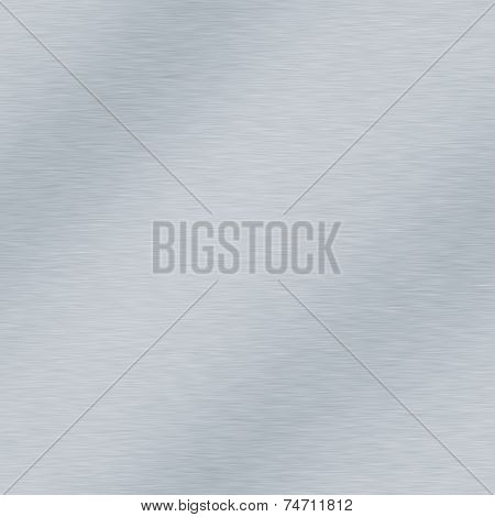 Brushed Metal Seamless Generated Hires Texture