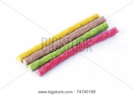 Group Of Dog Treats (dog Food)
