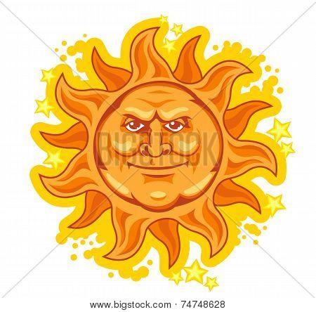 Heat sun
