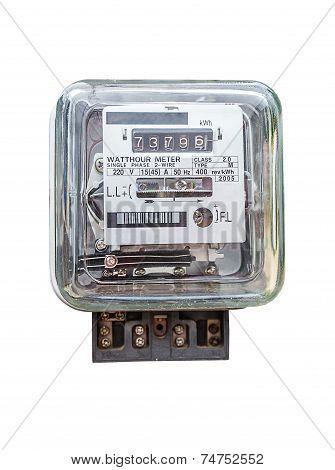 Watt Hour Electric Meter Measurement Tool Isolated