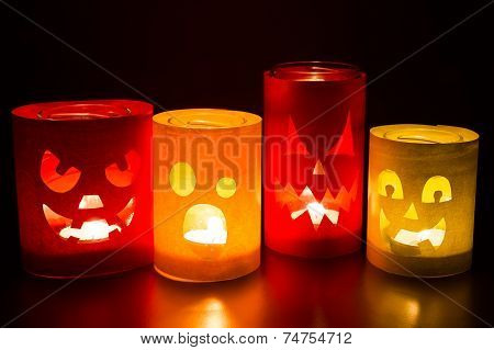Funny Jack-o-lanterns